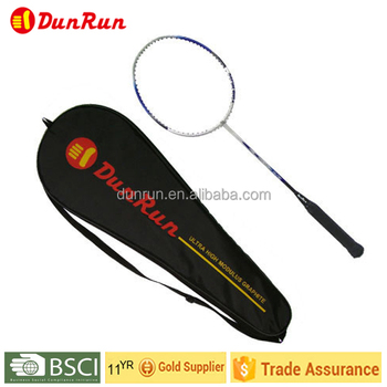 High Quality Graphite/Carbon Badminton Racket for Competition
