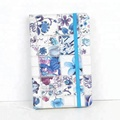 Custom hardcover A5 paper notebook with custom printing pages