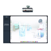 Schools supply all in one pc touch screen interactive smart white board