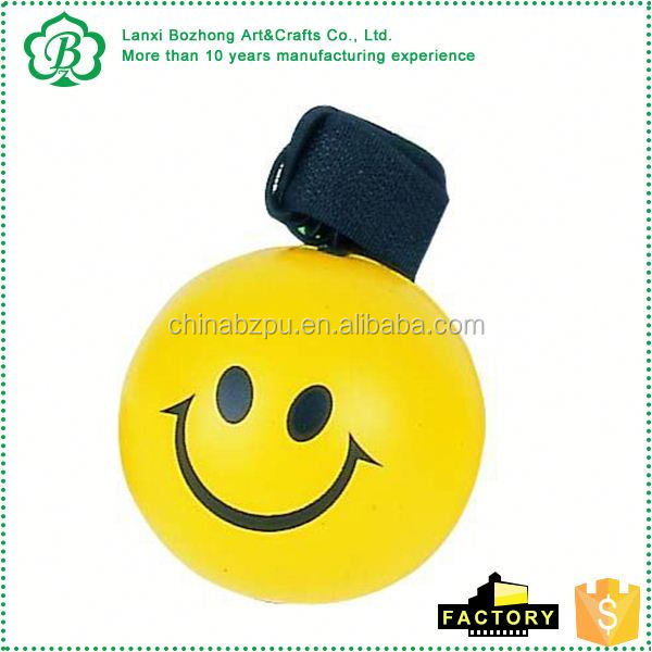 2016 best quality hot sales anti stress ball promotional gifts liver shape