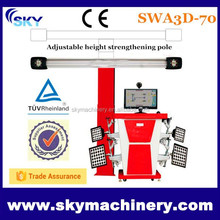 2015 car repair equipment, 3d wheel alignment/ car alignment machine/ tire and alignment shop