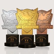 Hot Sale High Quality Factory Price Award Trophy Cup, Metal Award Trophy