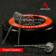 Most Popular Product Alien Kit Clapton Coil Wire with factory pirce