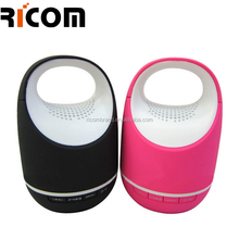 Home Theatre,Mobile Phone,Portable Audio Player Use and Active Type Music Mini portable speaker retro microphone