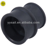 Molded glass rubber gasket in EPDM