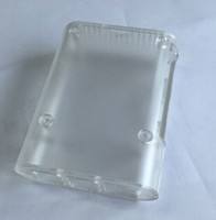 China Customized plastic enclosure Raspberry Pi 3 case DIY junction box