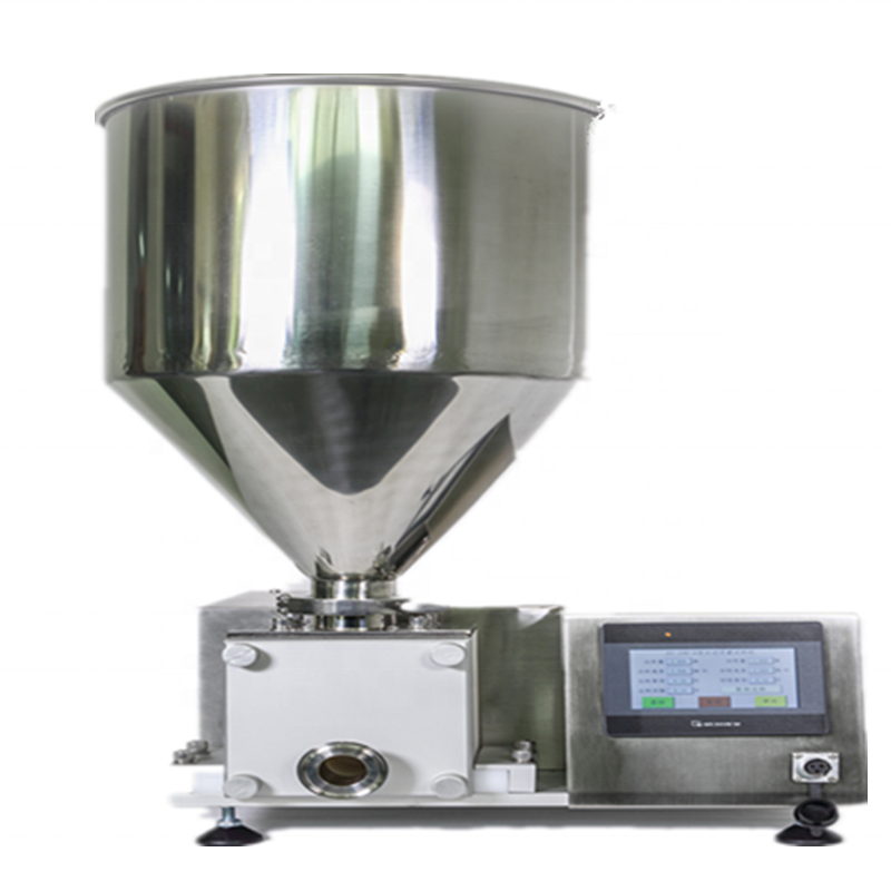 2019 small type cream filling cake machine with various <strong>nozzles</strong>