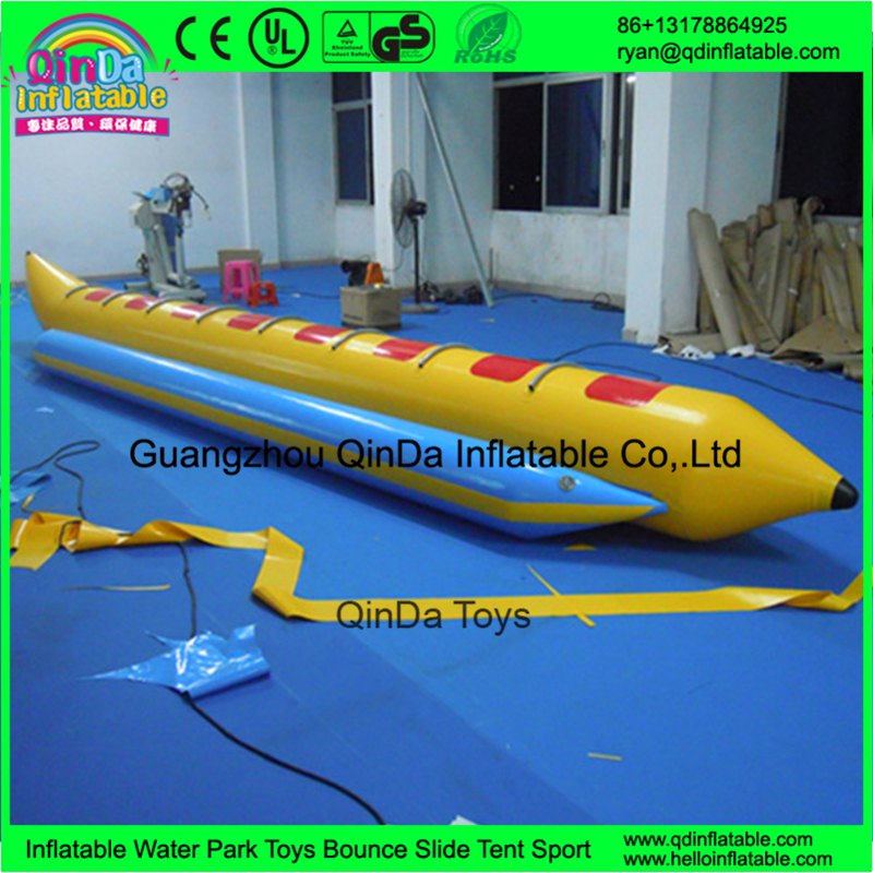 Durable Factory price summer hot sale watertoys used pedal <strong>boats</strong> for sale inflatable water tube