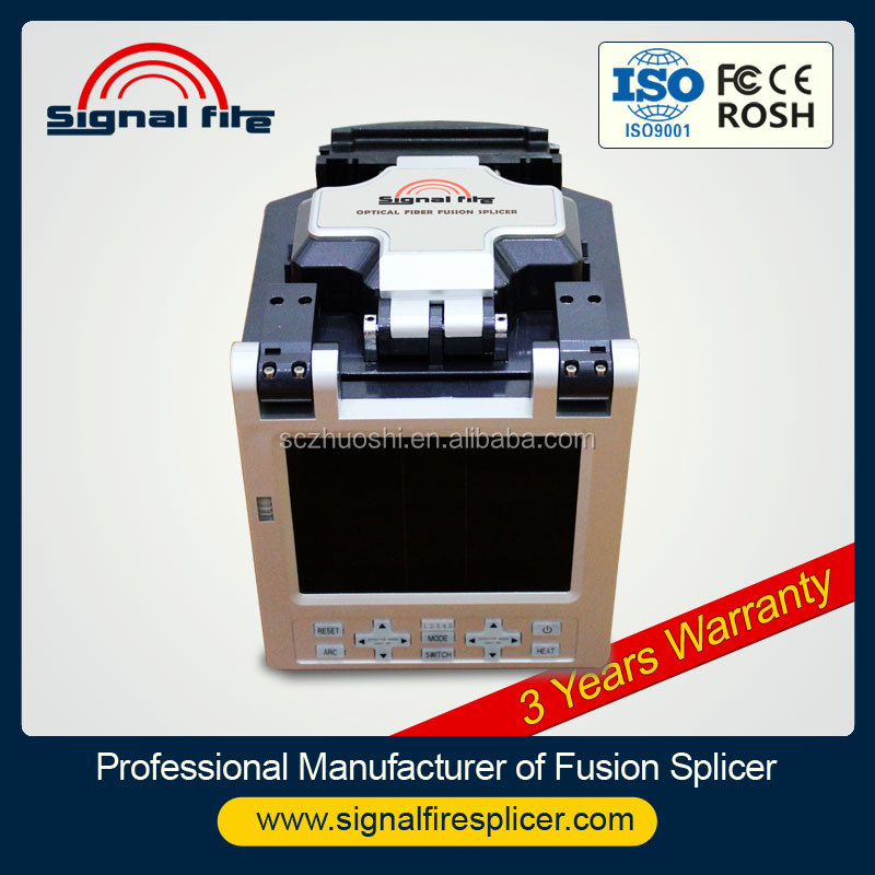 Fiber optical splicing machine/High quality and Fusion Splicer / competitive price