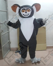 cartoon funny apes and monkey mascot costume