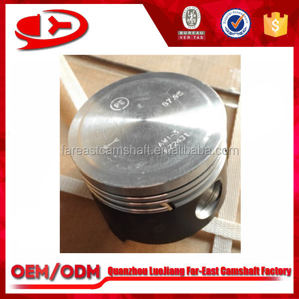 engine spare parts piston for peugeot 505 with good quality