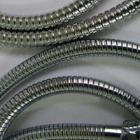 Hot sale black liquid tight metal flexible conduit