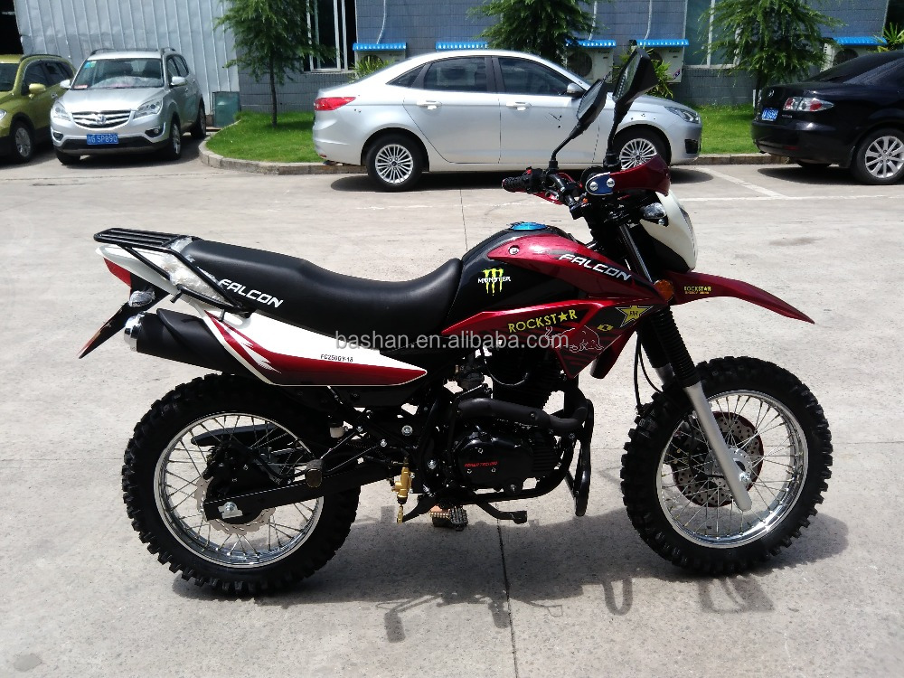 BASHAN motorcycle off road dirt bike 150cc 200cc 250cc