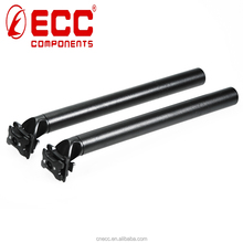ECC factory supplies bike seat post / adjustable seat post / mountain bike parts aluminum alloy seatpost