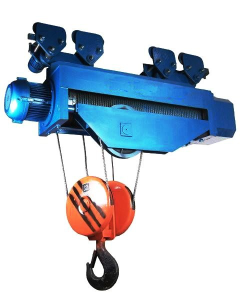 Light Duty Wireless Remote Control Electric Hoist With