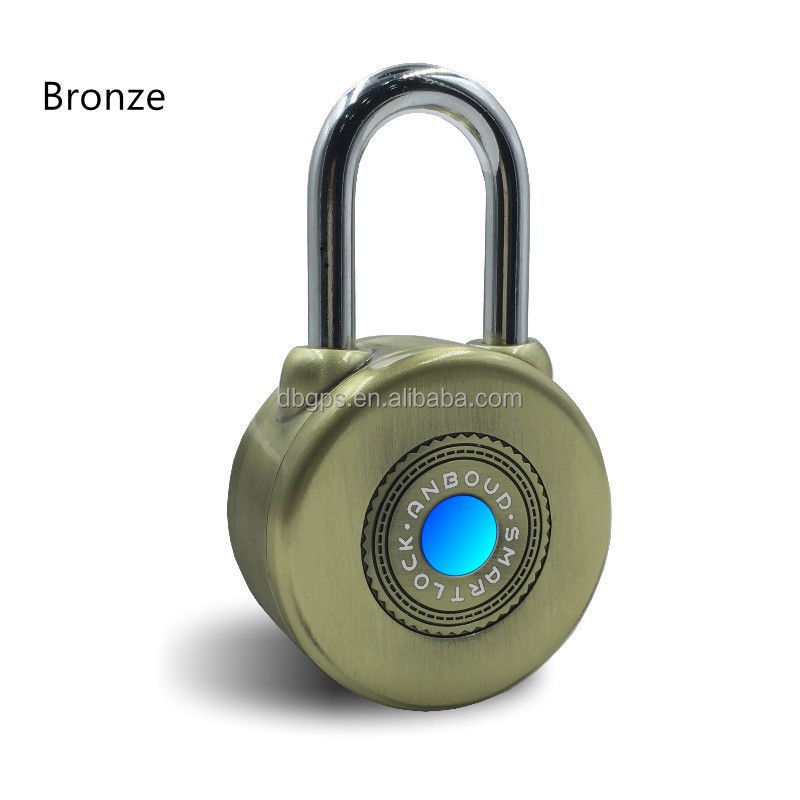 logistic APP smart security bicycle long standby Bluetooth Moss code lock