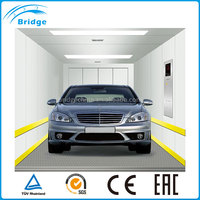 Prime Quality car elevator parking systems with five way intercom One more inspection