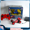 Mini rc racing toy car 27MHz/40MHz 4-channel remote-control F1 similator high speed racing car cheap remote control cars