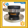 High pressure single ball neoprene bellows expansion joint