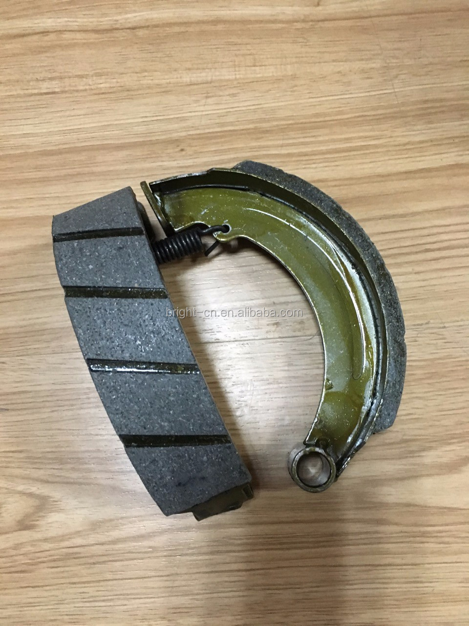 hign quality/good quality/normal quality borac160 & h-power180 brake shoe for tricycle