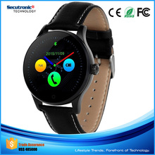 New Products On China Market K88H Christmas Promotional Gift 2016 Wifi Cell Wrist Watch Cell Phone