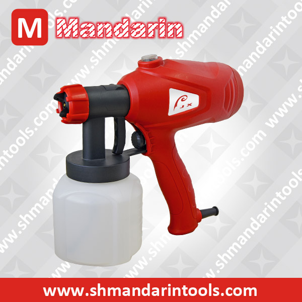 AS SEEN ON TV - Best selling HVLP Portable painting spray gun for wall painting
