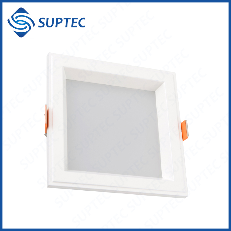 Recessed SMD LED Downlight Square