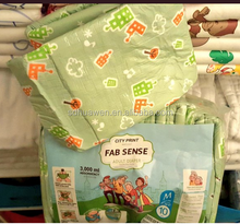 ABDL cute printed adult baby diaper