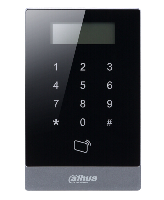 Dahua RFID access control wireless TFT video door phone intercom