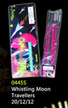 0445S Whistling Moon Travellers Bottle Rocket Fireworks Directly From Liuyang Factory Cheap Price