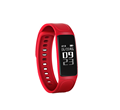 Smart Wristband Heart Rate Monitor Smart Bracelet Fitness Tracker Blood Pressure Watch for Android and IOS Smartphone