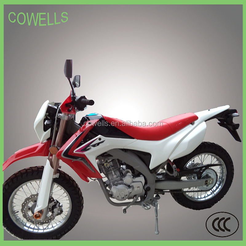 Customer-favored CCC 200CC Powerful Engine Motorbike