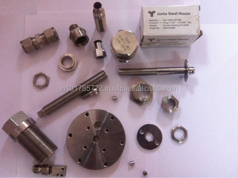 Machined Components Manufactured on CNC Machine, VMC Machine, Conventional Lathes and Milling Machines, Waterjet And Laserjet