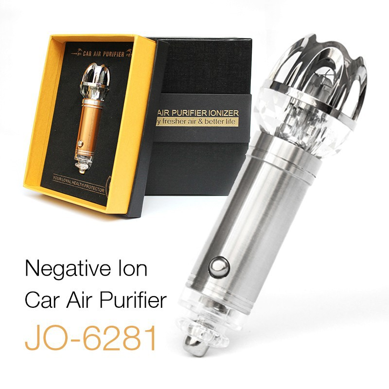 Popular Import Items From China (Crystal Car Air Purifier JO-6281)