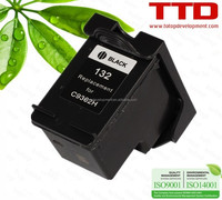 TTD Compatible Ink Cartridge C9362H for HP 132 cartridge