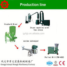 High Efficiency Factory Supply Small Capacity Rice Husk/sawdust/wood Waste Charcoal Briquette Machine Manufacturers