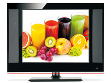 15 inch LCD TV with USB, VGA, AV function