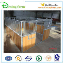 horse stall fronts with sliding door