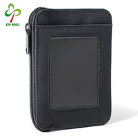 Wholesales Cheap Zipper Credit ID Card