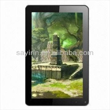 Android 4.2 tablet Allwinner A20 dual core tablet 9 inch