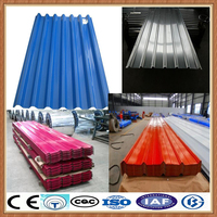 china supplier pc corrugated transparent roofing sheet/corrugated pvc roofing sheet/28 gauge corrugated steel roofing sheet