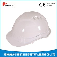 CE EN397 ABS industrial safety helmet