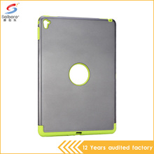 High quality China factory direct supply tpu pc 2 in 1 shockproof case for ipad pro