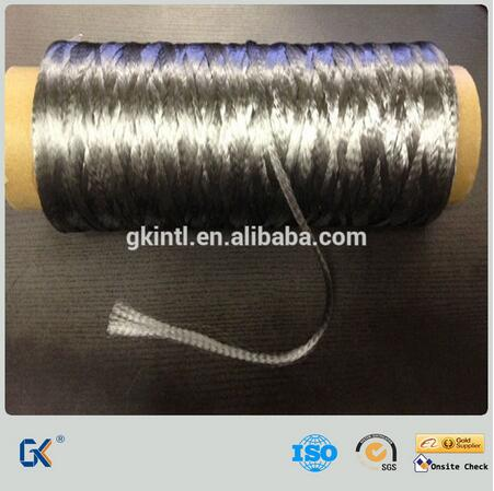 Thermal Conduction FeCrAl Fecralloy Metal Fibers