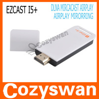 I5+ wireless display miracast airplay tv dongle for phone
