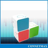 AUDIO Mini Cube Multi-Function Bluetooth Speaker, Powerful Stereo Sound