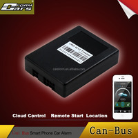 GSM Alarm System By Pass OBD System Car Remote Engine Start With Apps NEW Product