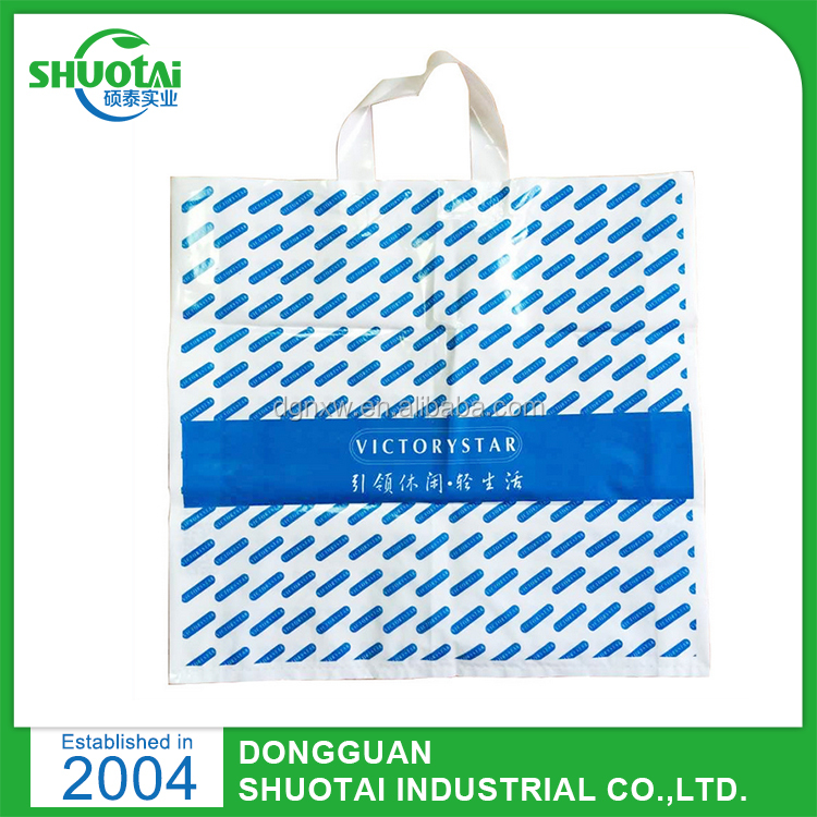 Different Color Customizable Your Own Logo Printing Non Toxic Packaging Templates Plastic Bag