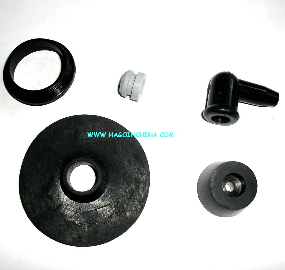 custom oil resistant ACM Rubber Seals