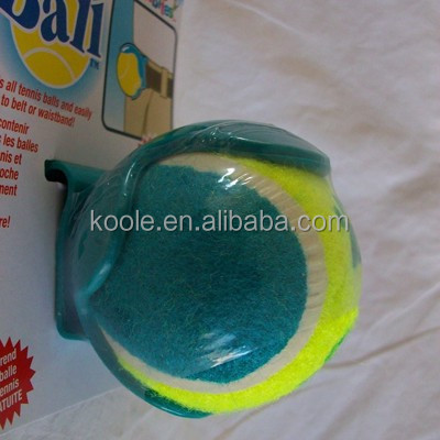 Hot sale tennis ball clip of pet product